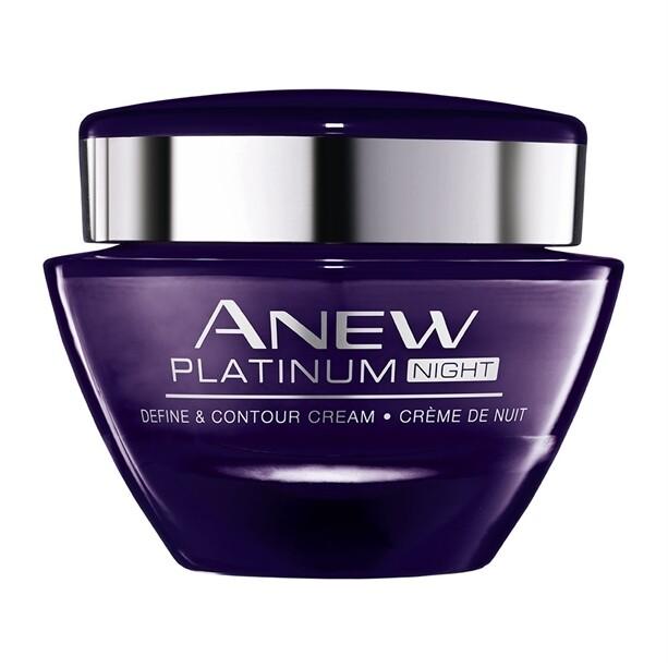 Anew Platinum Night Cream
