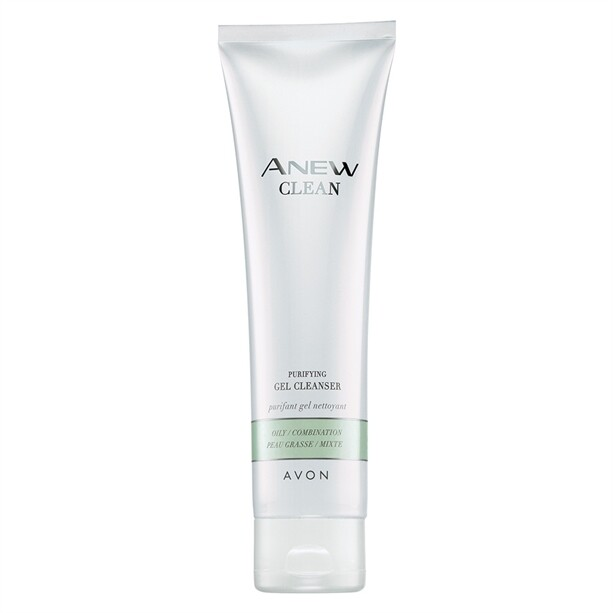 Anew Purifying Gel Cleanser