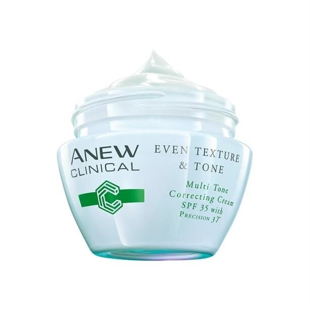 Anew Clinical Even Texture & Tone Cream SPF35 - 30ml
