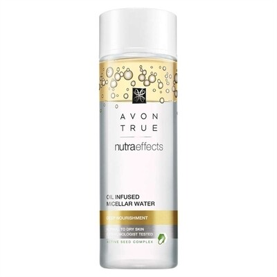 Avon True Nutra Effects Oil-Infused Micellar Water
