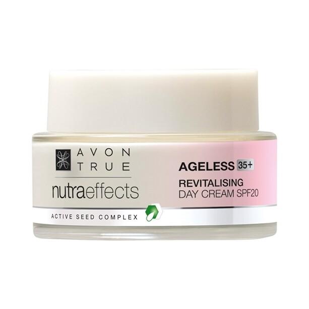 Avon True Nutra Effects Ageless 35+ Day Cream SPF20