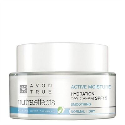 Avon True Nutra Effects Hydration Day Cream SPF15