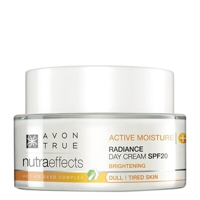 Avon True Nutra Effects Radiance Day Cream SPF20