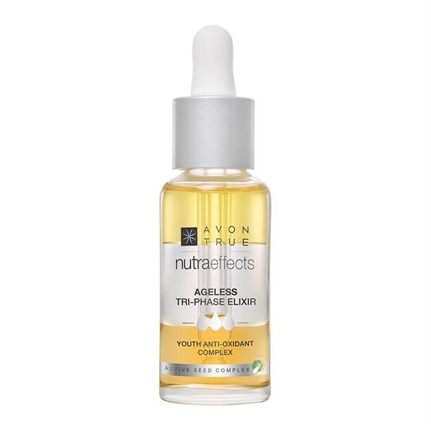 Avon True Nutra Effects Ageless Tri-Phase Elixir