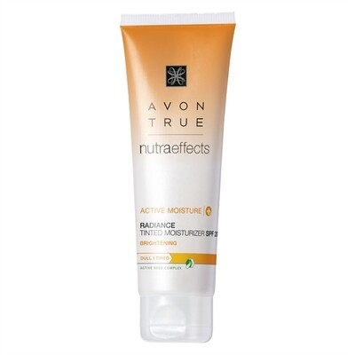 Avon True Nutra Effects Radiance Tinted Moisturiser SPF20