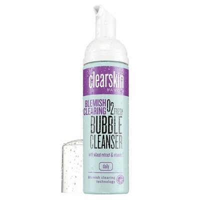 Clearskin Blemish Clearing O2 Fresh Bubble Cleanser