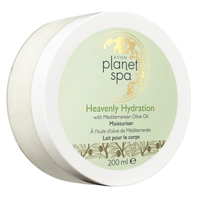 Planet Spa Heavenly Hydration Moisturiser - 200ml