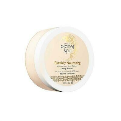 Planet Spa Blissfully Nourishing Body Butter - 200ml