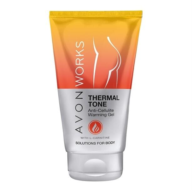 Thermal Tone Anti-Cellulite Warming Gel - 150ml