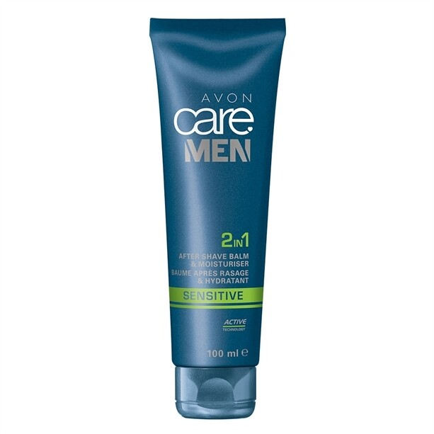 Sensitive 2-in-1 After Shave Balm & Moisturiser - 100ml