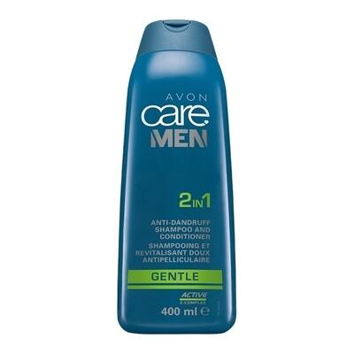 Mens Anti-Dandruff 2-in-1 Shampoo & Conditioner - 200ml