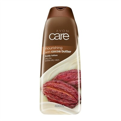 Avon Care Nourishing Cocoa Butter Body Lotion - 400ml