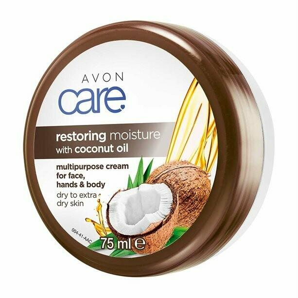 Coconut Oil Multipurpose Cream - 75ml