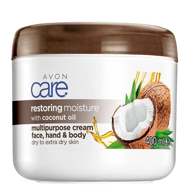Coconut Oil Multipurpose Cream - 400ml