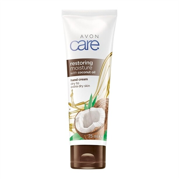 Coconut Oil Hand Cream - 75ml