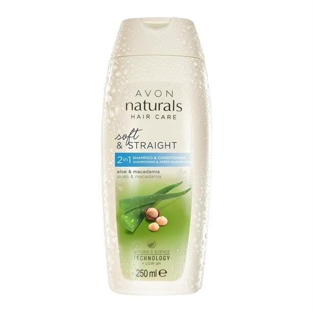 Naturals Aloe & Macadamia 2-in-1 Shampoo & Conditioner