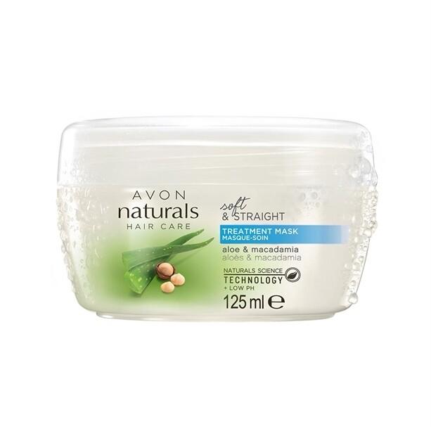 Aloe & Macadamia Hair Treatment Mask - 125ml