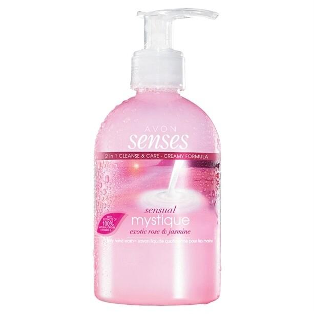 Senses Mystique Daily Hand Wash - 250ml