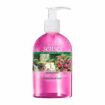 Exotic Fruits & Basil Hand Wash - 250ml