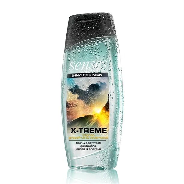 Grapefruit & Cedarwood Hair & Body Wash - 250ml