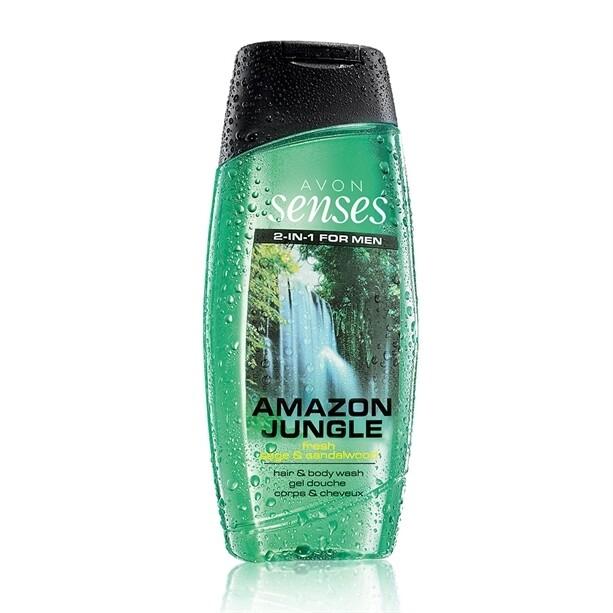 Sage & Sandalwood Hair & Body Wash - 500ml