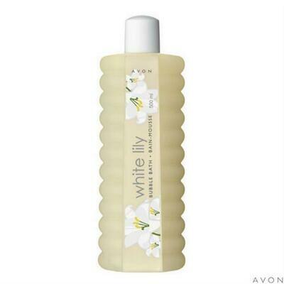 White Lily Bubble Bath - 500ml