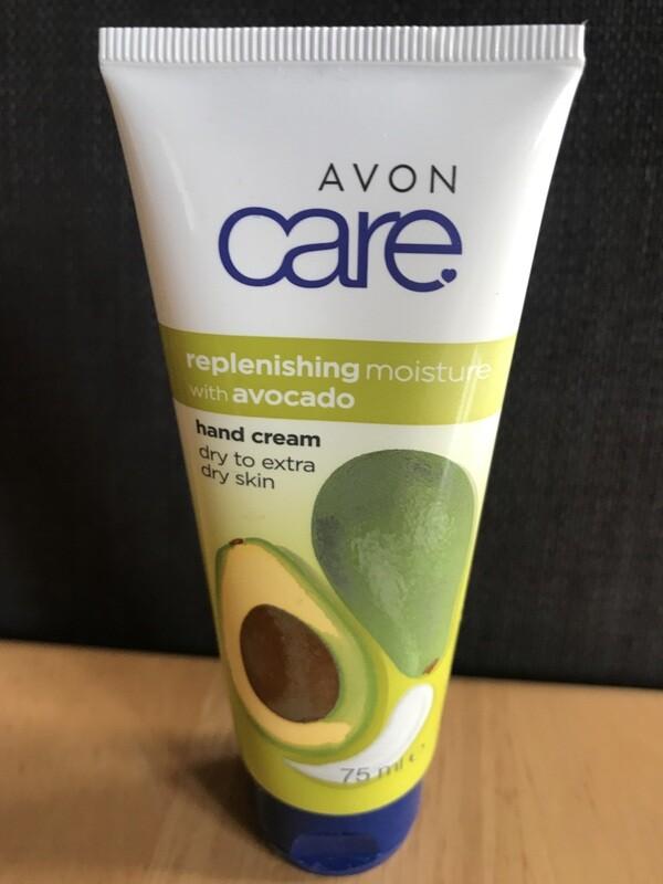 Avon Care Avocado Hand Cream 75ml