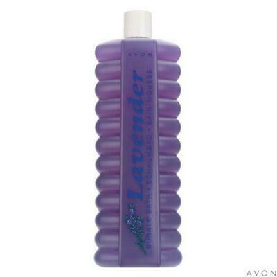 Lavender Bubble Bath - 1 litre