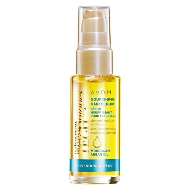 Moroccan Argan Oil Hair Serum - 30ml