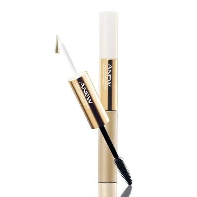Anew Lash Transforming 2-in-1 Mascara & Serum - Black