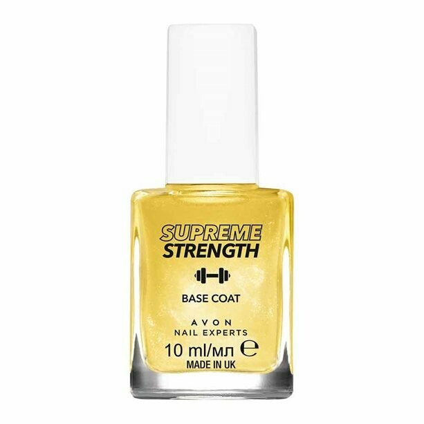 Nail Experts Supreme Strength Base Coat
