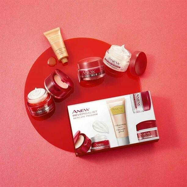 Anew Reversalist Skincare Trial Kit