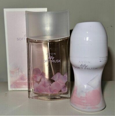 Soft Musk EDT and ROLL-ON SET