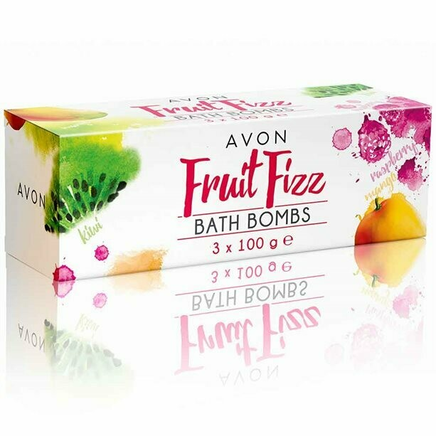 Fruit Fizz Bath Bombs