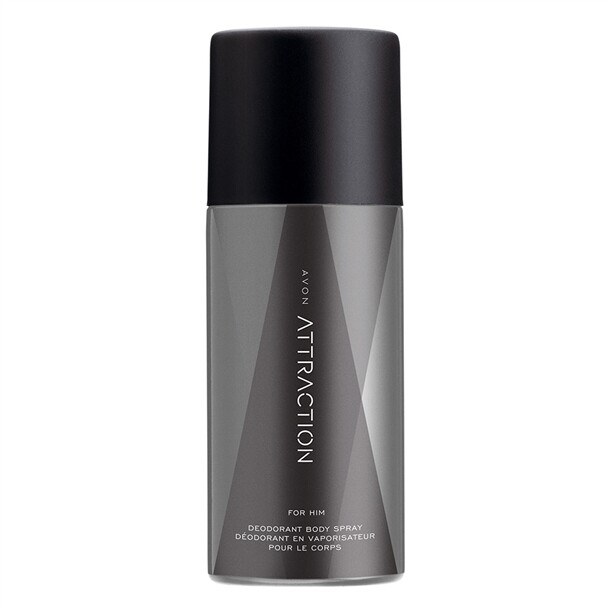Attraction for Him Deodorant Body Spray - 150ml