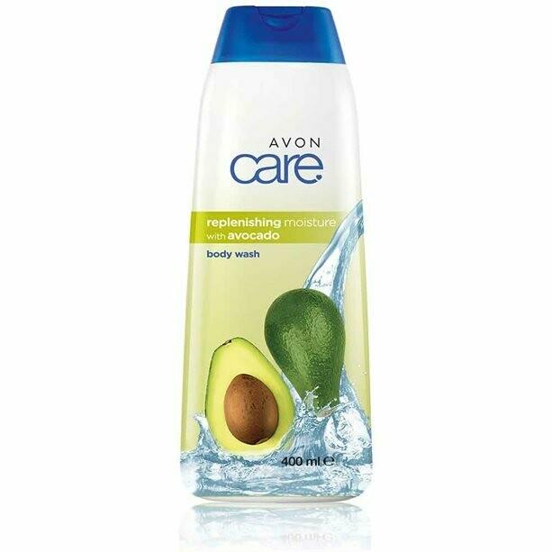 Avocado Oil Hand & Body Wash - 400ml