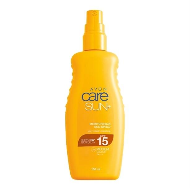 Moisturising Sun Cream Spray SPF15 - 150ml