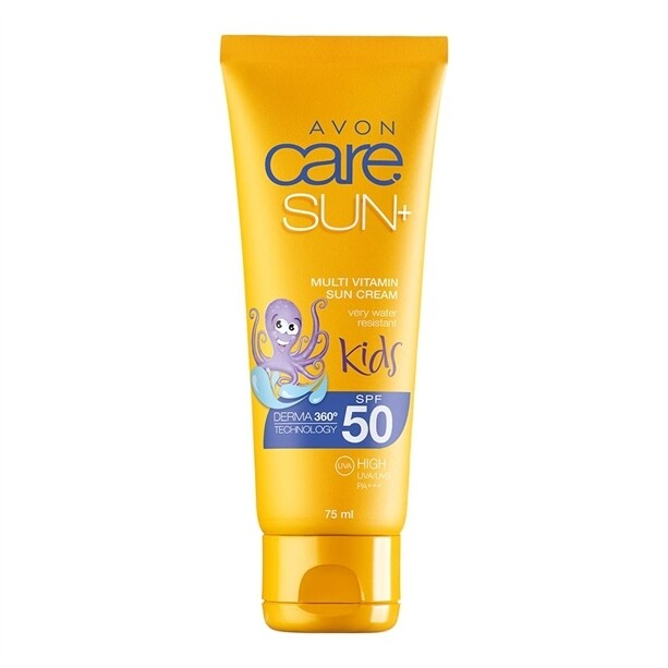 Multivitamin Kids' Sun Cream SPF50 - 75ml