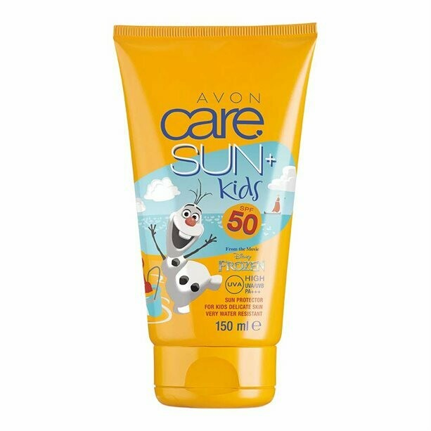 Disney Kids' Sun Cream SPF50 - 150ml