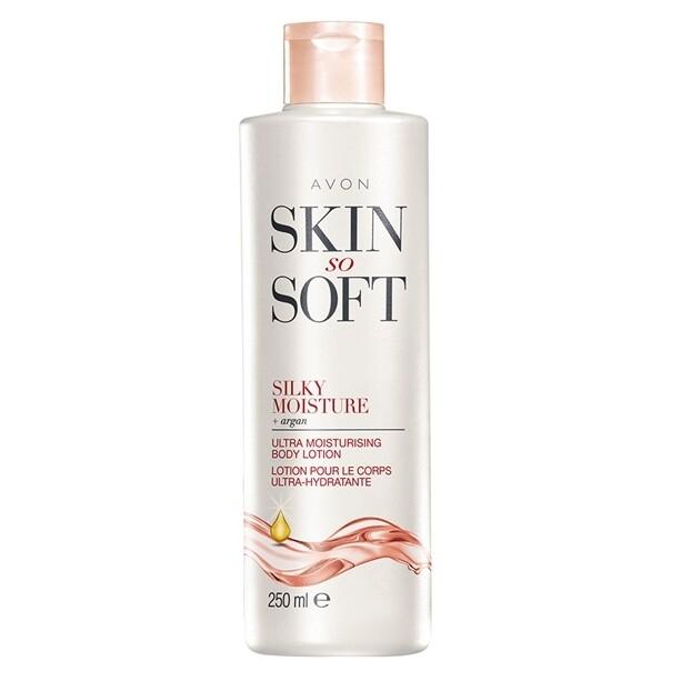 Skin So Soft Silky Moisture Ultra Moisturising Body Lotion - 250ml