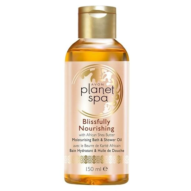 Planet Spa Blissfully Nourishing Bath & Shower Oil - 150ml