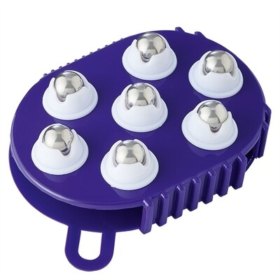 Double-Sided Body Massage Roller Ball