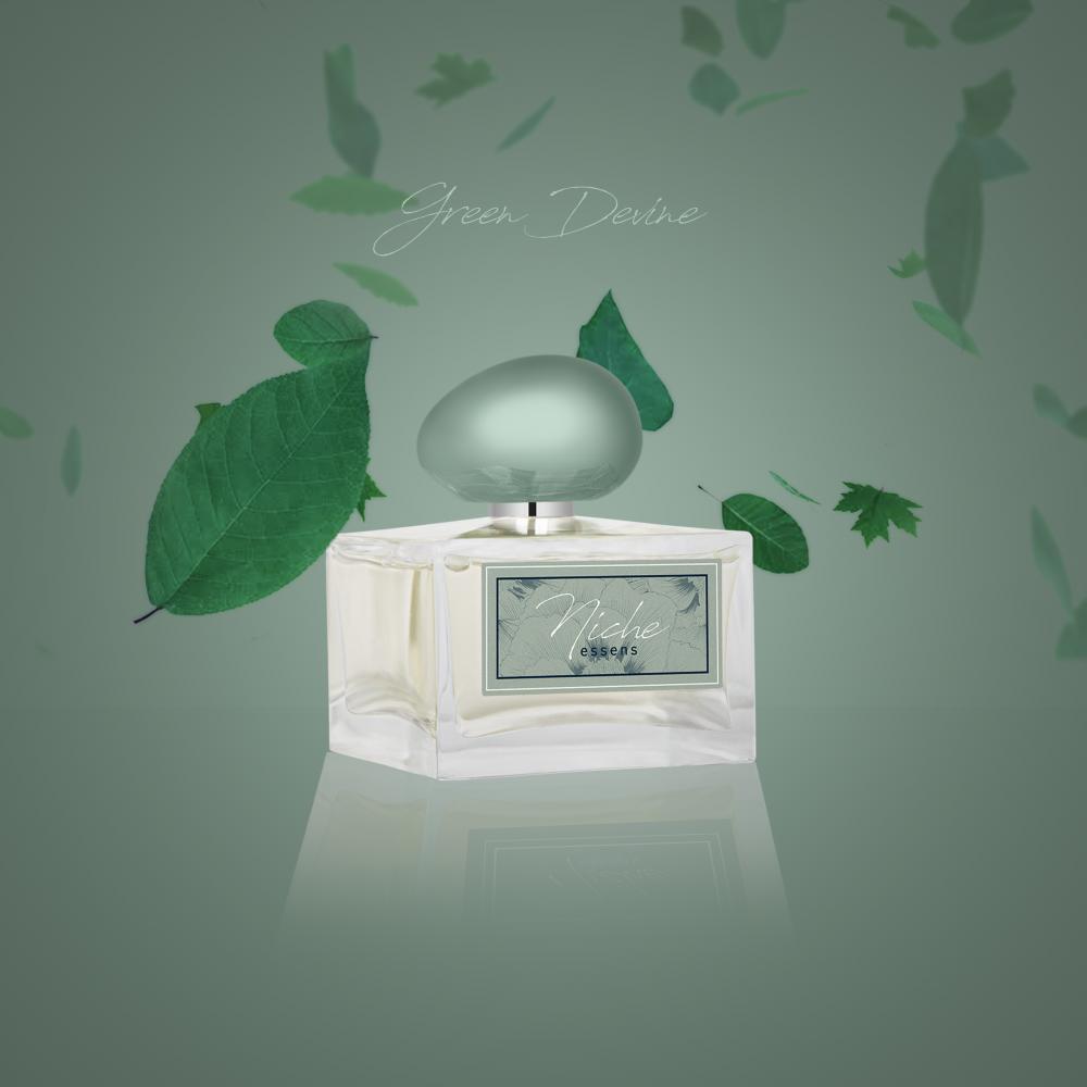 Niche Perfume - Divine Green
