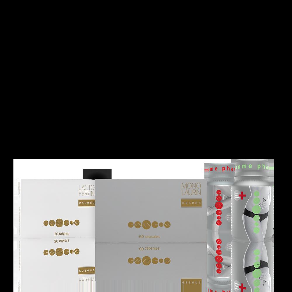 ESSENS ANTI-V MIX - food supplements