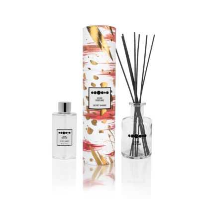 Home Perfume Secret Amber - set