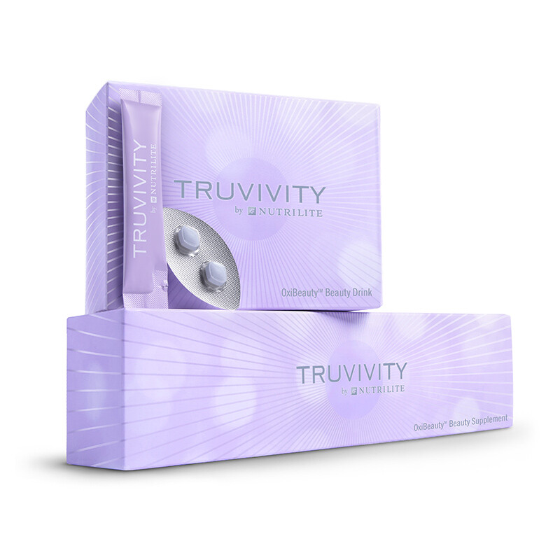 Bundle (Beauty Drink and Supplement) TRUVIVITY BY NUTRILITE™ OxiBeauty™