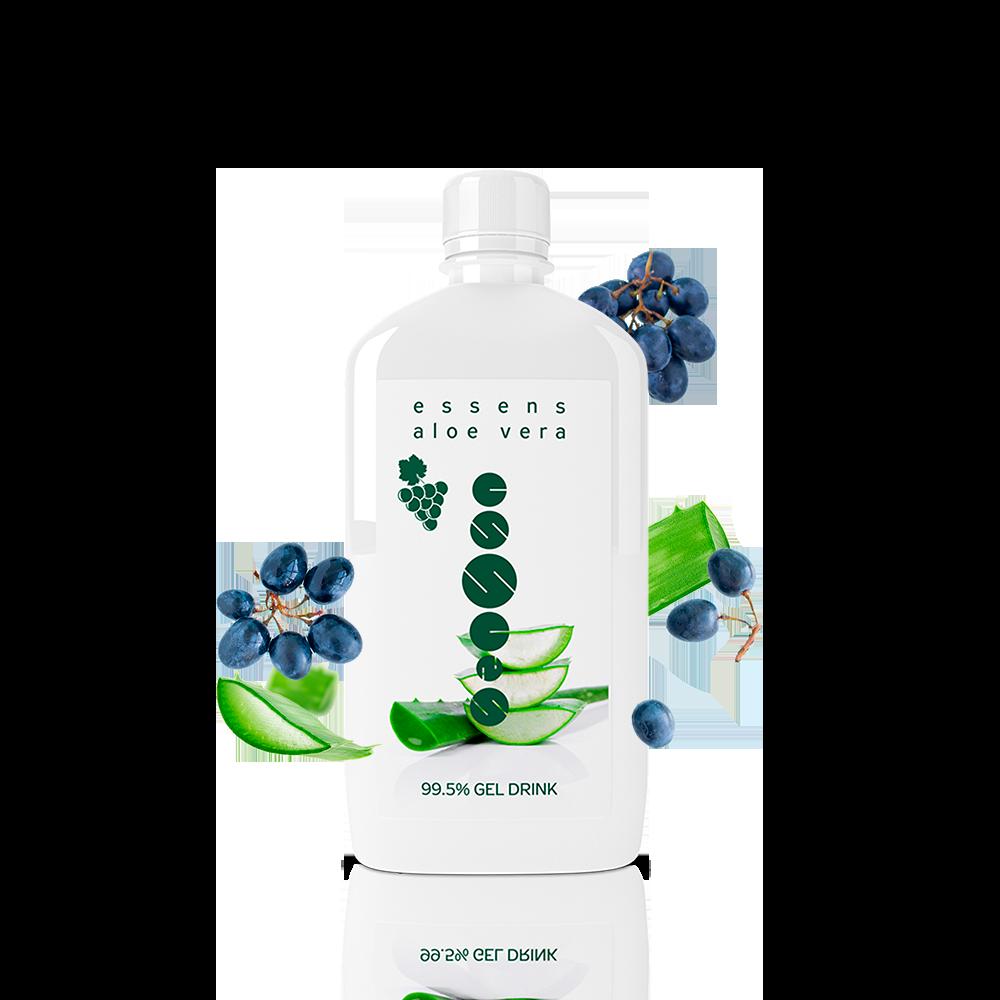 Aloe Vera 99.5% gel drink - grape