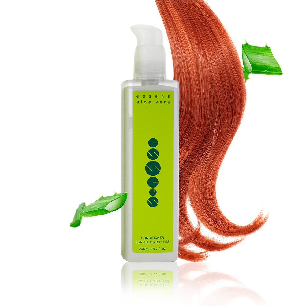 Aloe Vera Conditioner for coloured and dry hair
