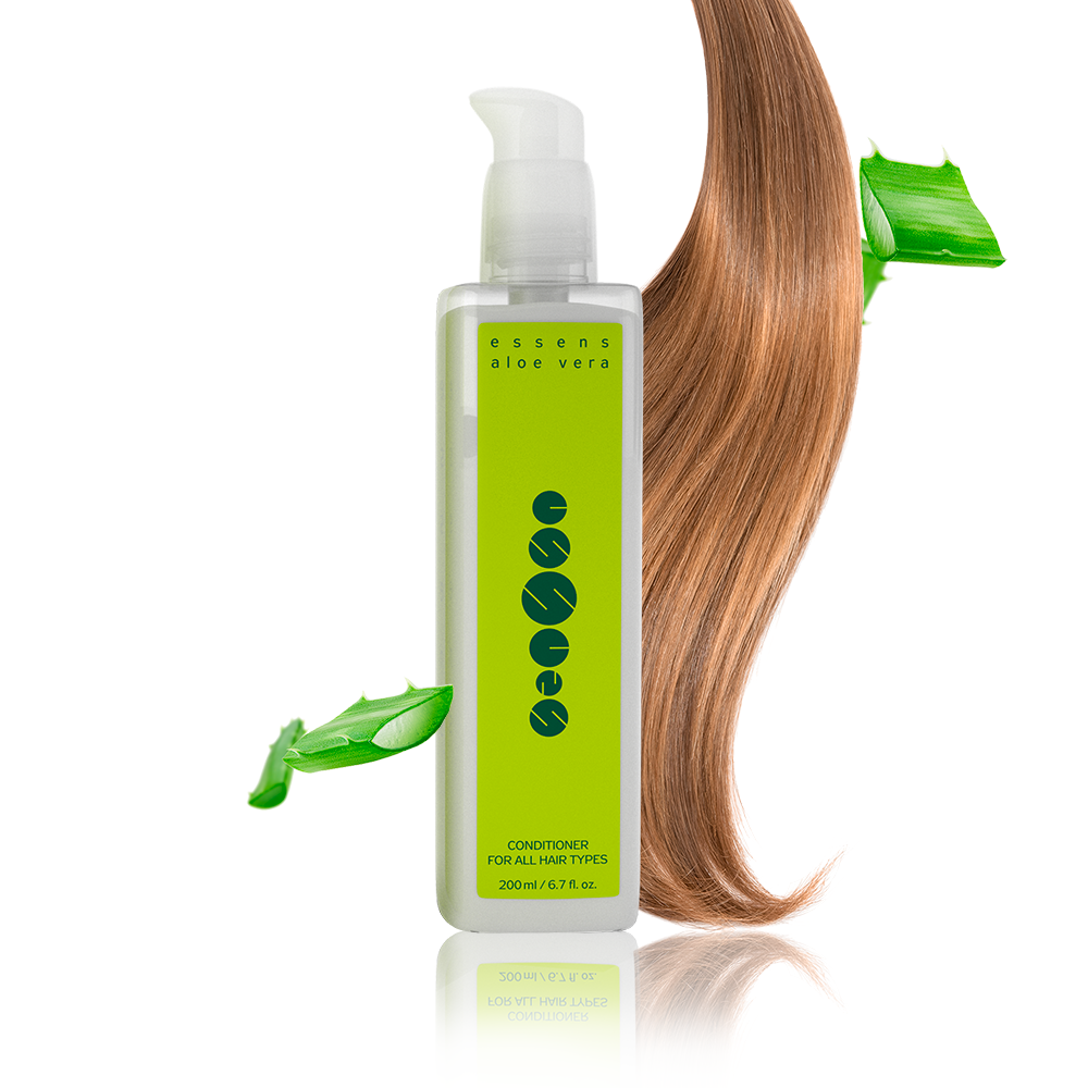 Aloe Vera Conditioner for all hair types