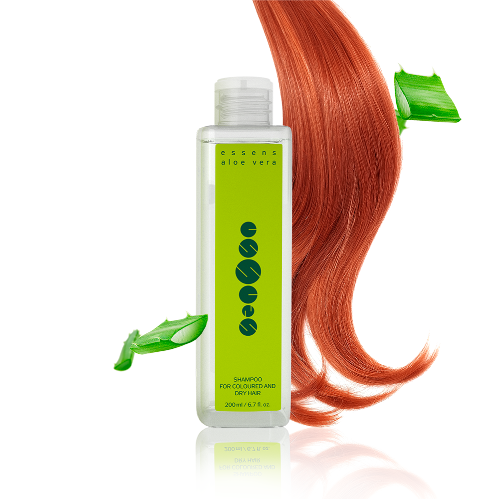 Shampoo for coloured hair